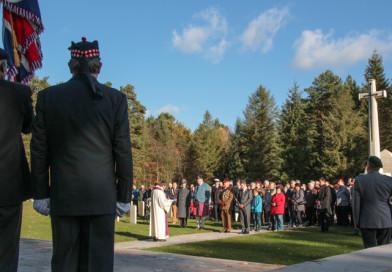 Mut zu Gerechtigkeit und Frieden – Remembrance Day in Brandenburg